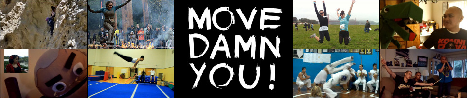Move Damn You!